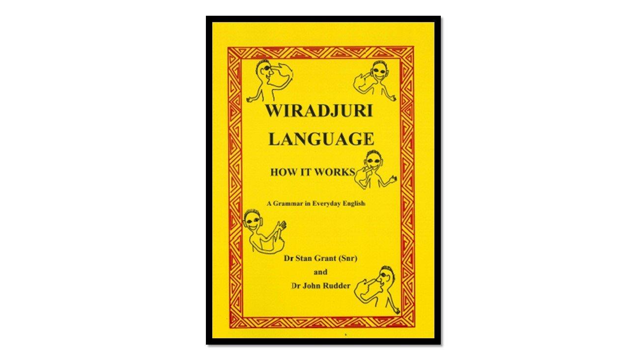 Wiradjuri language how it works