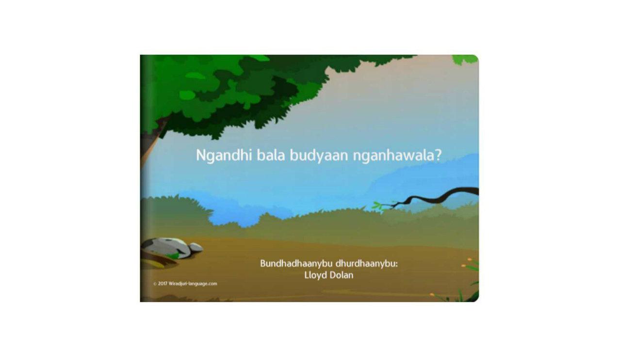 Animals Book 1 Budyaan