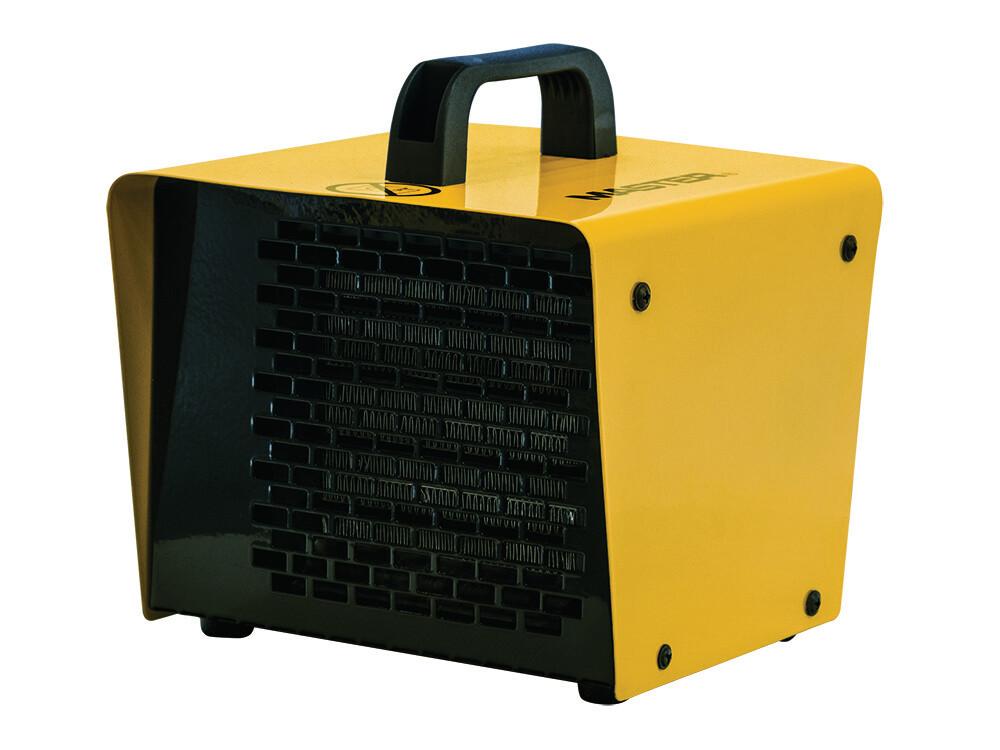 Calefactor eléctrico por aire portátil B 2PTC / B 3PTC