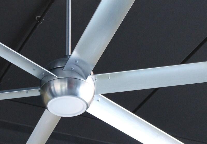 AIRLUX - Ventilador de techo con luz