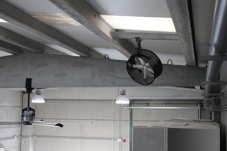 AIRBEAM 100 - Ventilador industrial