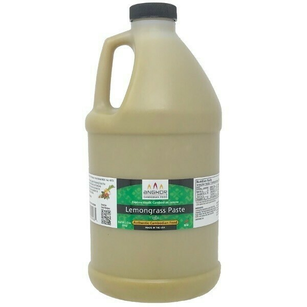 Lemongrass Cooking Paste (half gallon jug)