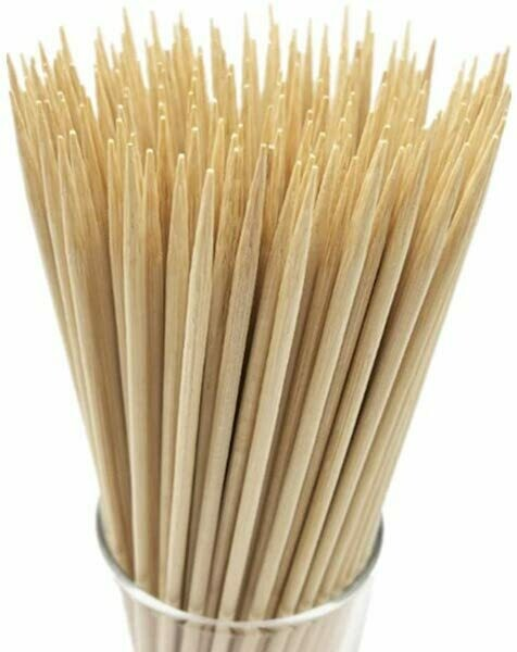 """10"""" Bamboo Skewers (100 pieces)"""