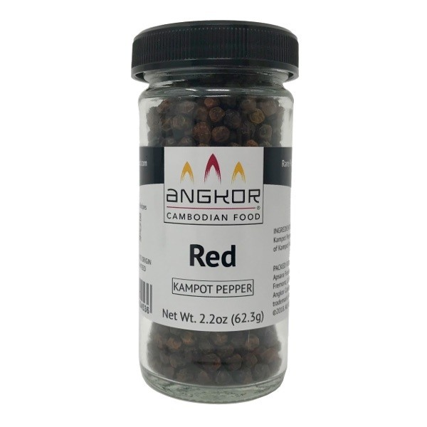 Red Kampot Pepper - 2.2 oz (62.3g)