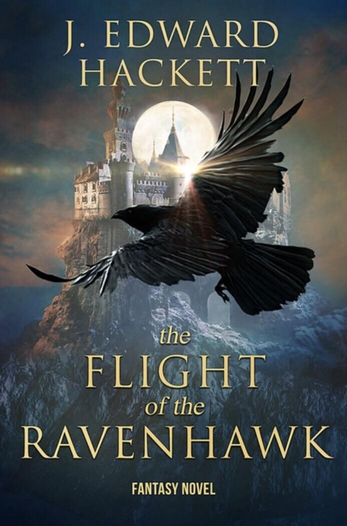 The Flight of the Ravenhawk