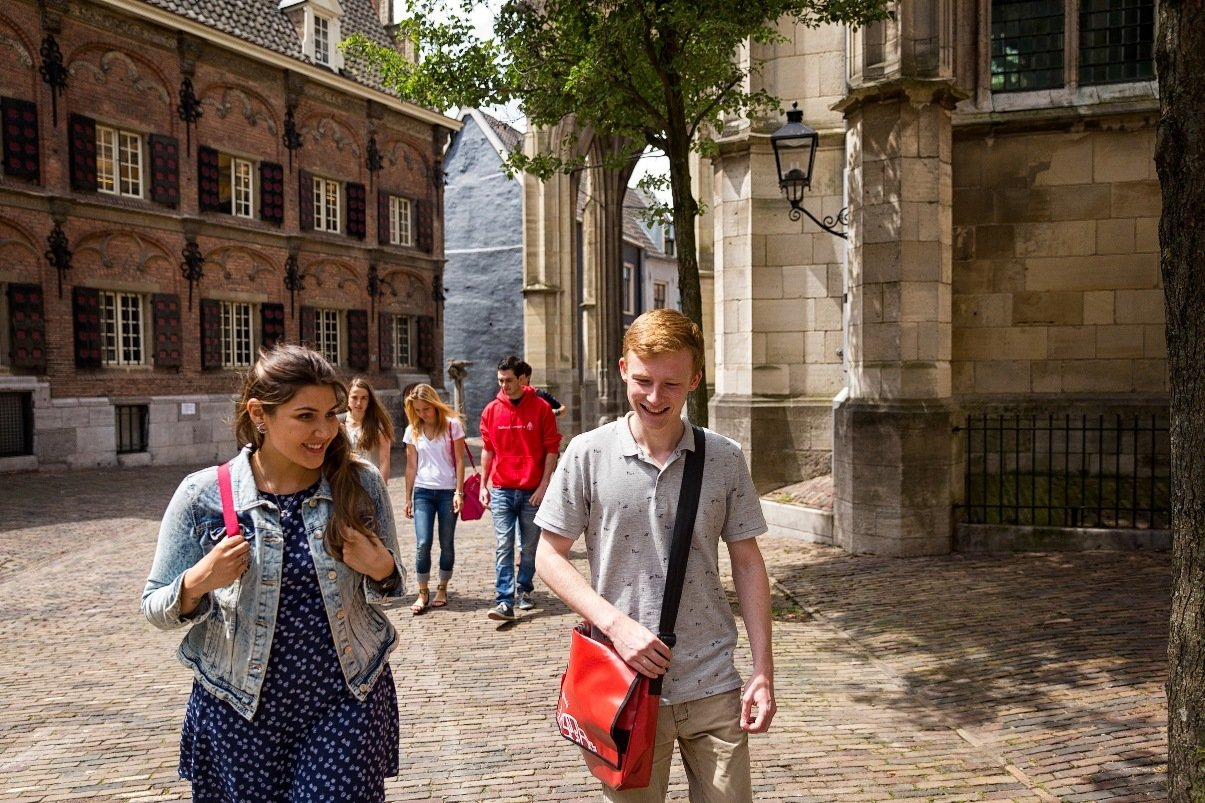 English Language and Culture (Radboud - Lisans)