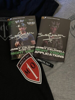 T-Shirt and Signed DVD Bundle $55 Value