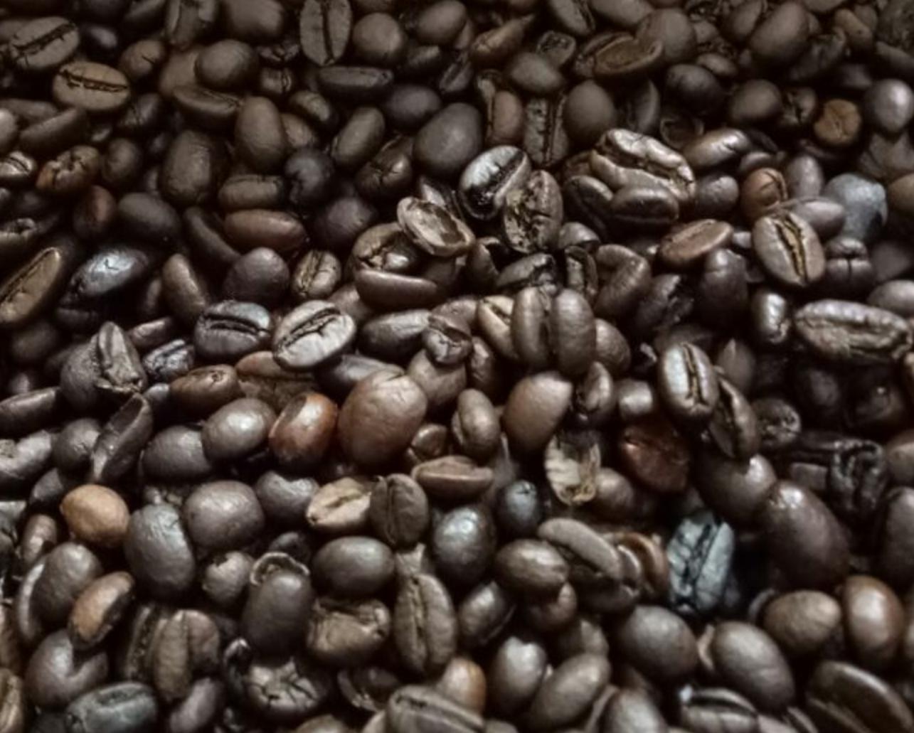 Balie Borneo Black Coffee Bean 500 Gram