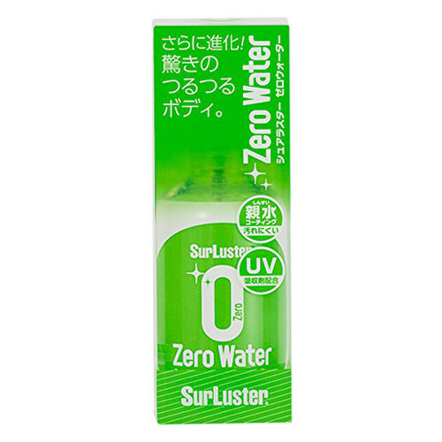 SurLuster Zero Water UV Protection Coating Agent