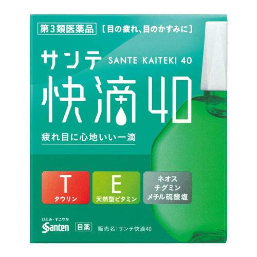 SANTE KAITEKI 40 Eye Drops