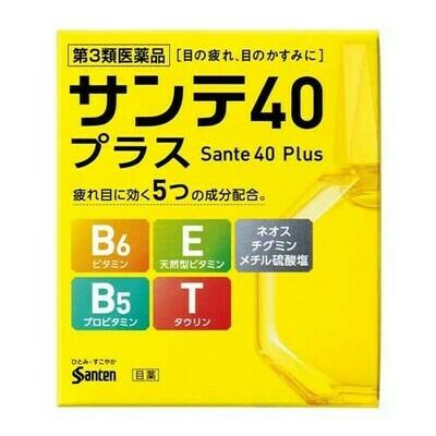 Sante 40 Plus Eye Drops