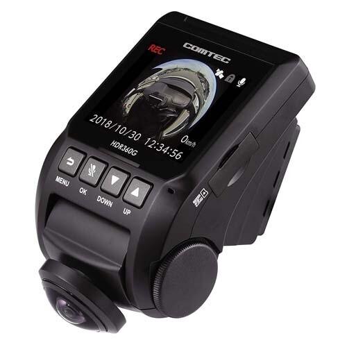 Видеорегистратор Comtec HDR360G