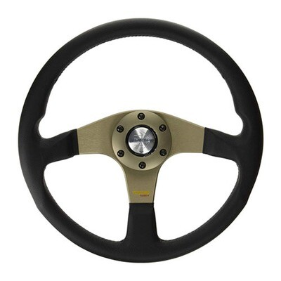 Steering Wheel Momo Tuner 35Pie BK 12WT