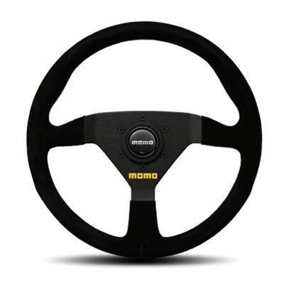 Steering Wheel Momo  Mod. 7832Pie BK/Suede Medium–46