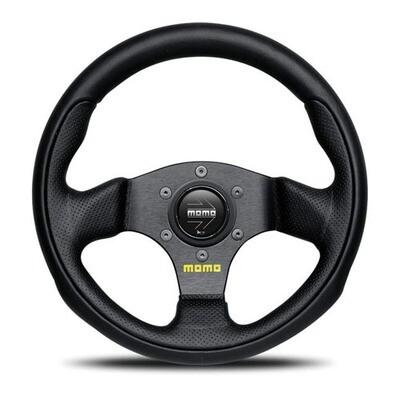 Steering Wheel Momo Racing 28Pie BK T–1001