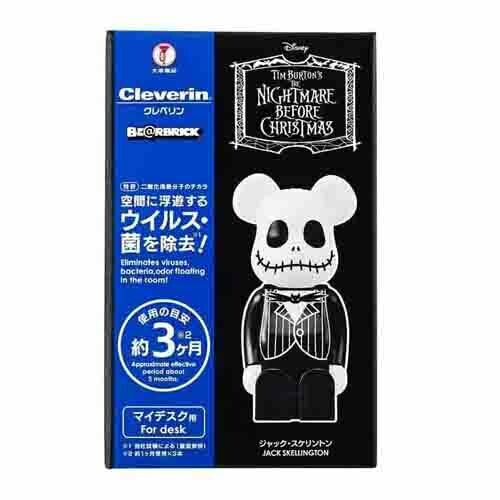 Cleverin Bearbrick Nightmare Before Xmas