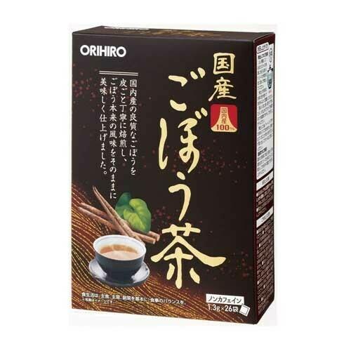ORIHIRO Japanese Domestic Tea (4 taste)