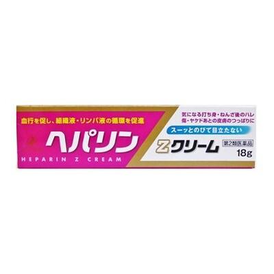 ZERIA Heparin Z Cream