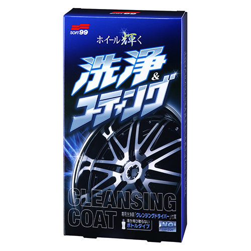 Soft99 Wheel Cleansing Coat