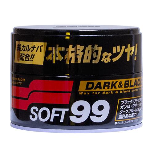 Soft99 Dark & Black Wax