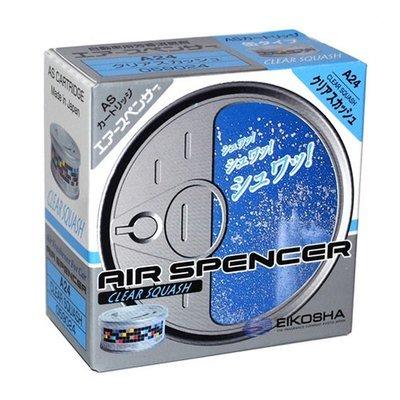 Eikosha Air Spencer Clear Squash