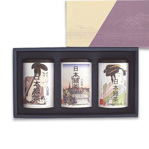 Yame Tea Village Gift Set