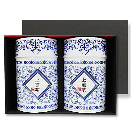 Uenji Sencha Tea Gift Set