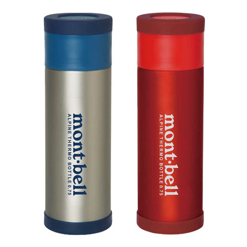 Mont-Bell Alpine Thermo Bottle 0.75L