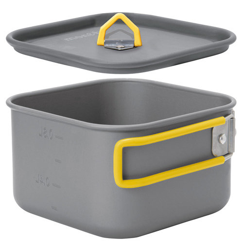 Mont-Bell Alpine Cooker Square 12