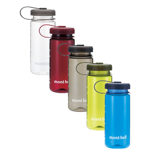 Mont-Bell Clear Bottle 0.5L