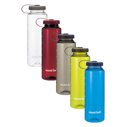 Mont-Bell Clear Bottle 1.0L