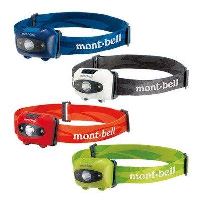 Mont-Bell Power Head Lamp