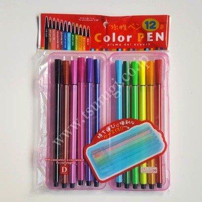 Color Pen 12