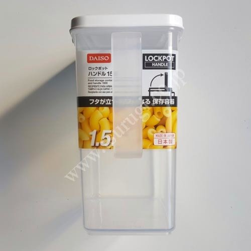 1.5L Storage With Handle