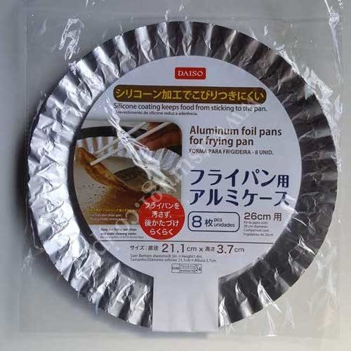 Aluminium Foil Pans for frying pan