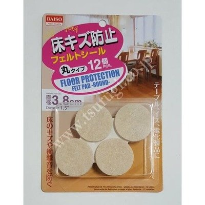 Floor Protection 3.8cm 12pcs