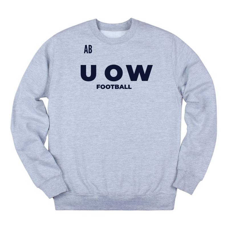 UOWFC 2020 Club Crew Neck Sweater