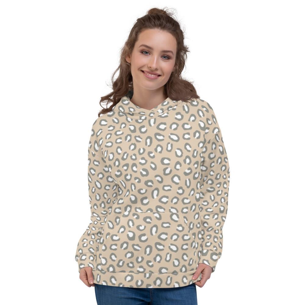 Skin Style Pullover Sweatshirts Printed Unisex Hoodie