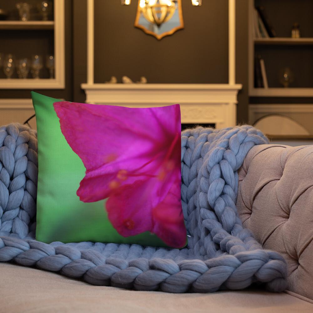 Risa Printed Throw Premium Pillow