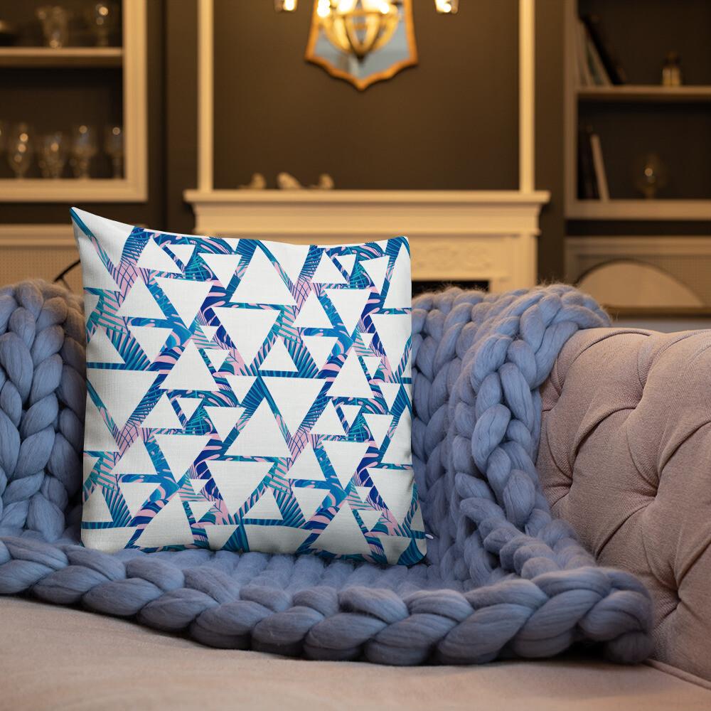 Recta Printed Premium Pillow