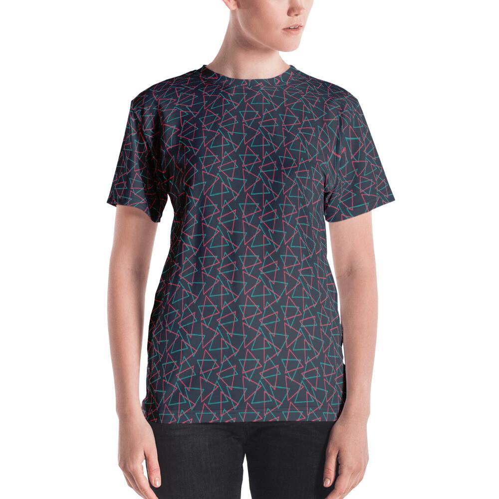 Kish Full Printed Women's T-shirt