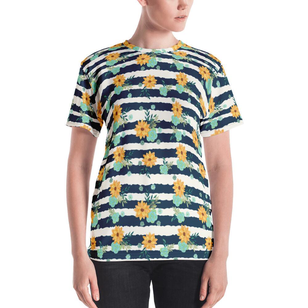 Hiras Full Printed Women's T-shirt