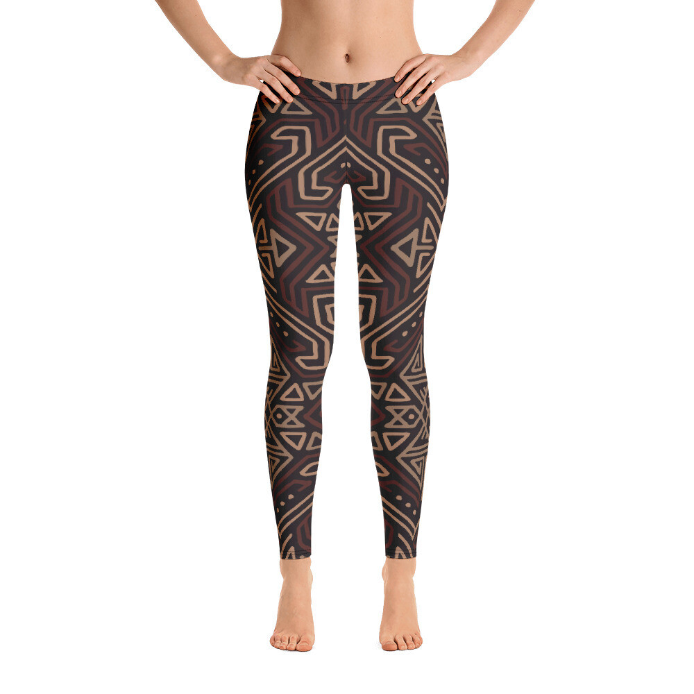 Gori Full Printed Women's Leggings