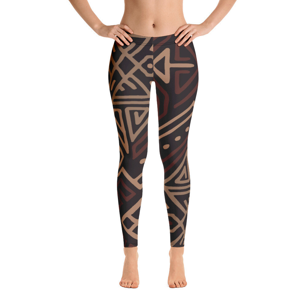 Jinga Full Printed Women's Leggings