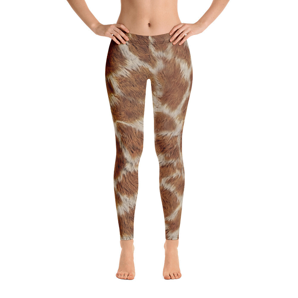 Lion Full Printed Women's Leggings