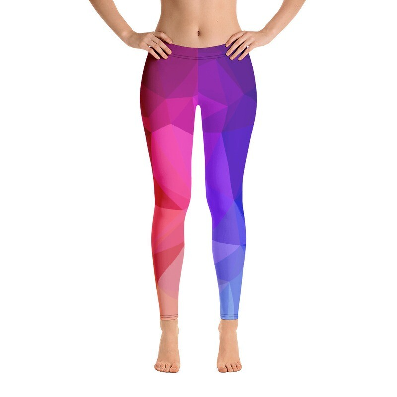 Huti Full Printed Women's Leggings