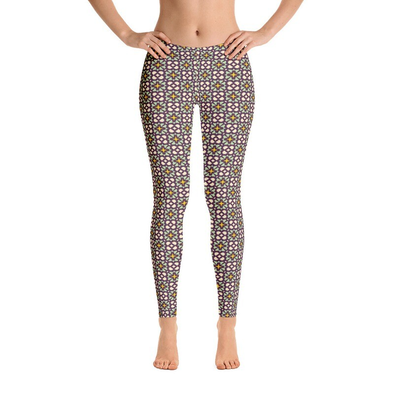 Hisbil Printed Women's Leggings
