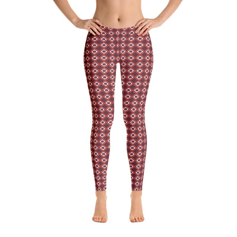 Zizi Full Printed Women's Leggings