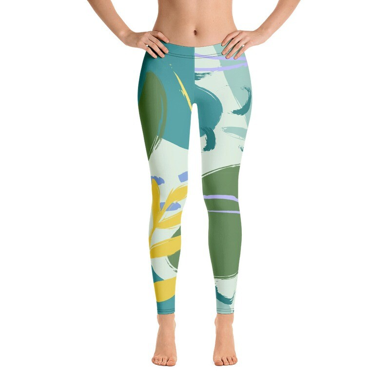 xia Full Printed Women's Leggings
