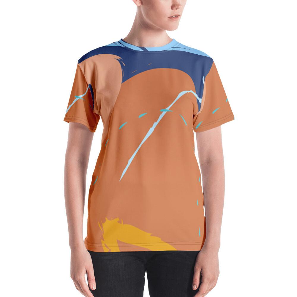 Misi Full Printed Women's T-shirt